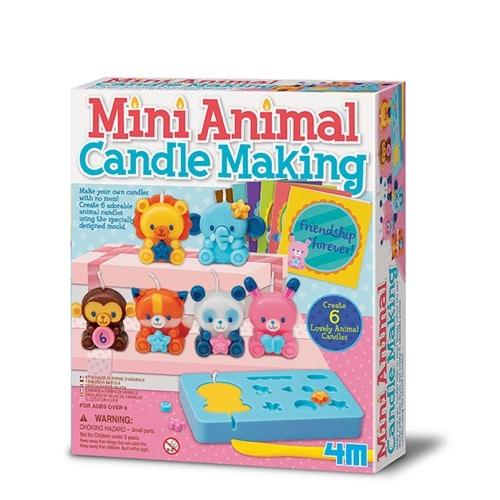 Animal Candle Making Kit (4681)