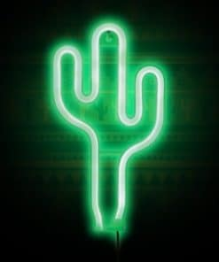 Cactus Led Neon Light