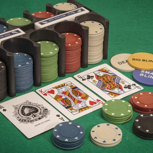 Casino Games Set