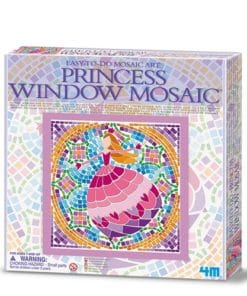 Easy To Do Window Mosaic - For Girls (4565)