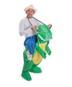 Inflatable Tyrannosaurus Rex