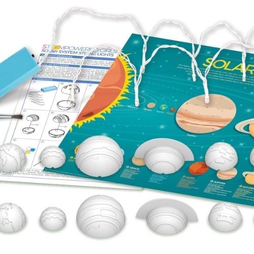 Light Up Solar System Kit (4905)