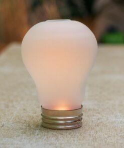 Lightbulb Tea Light Holder