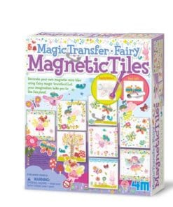 Magic Transfer Fairy Magnetic Tiles Kit (4685)