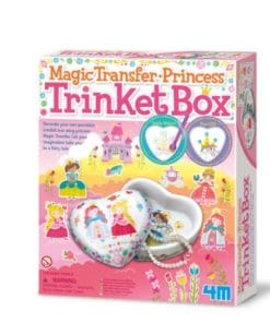 Magic Transfer Princess Trinket Box (4684)