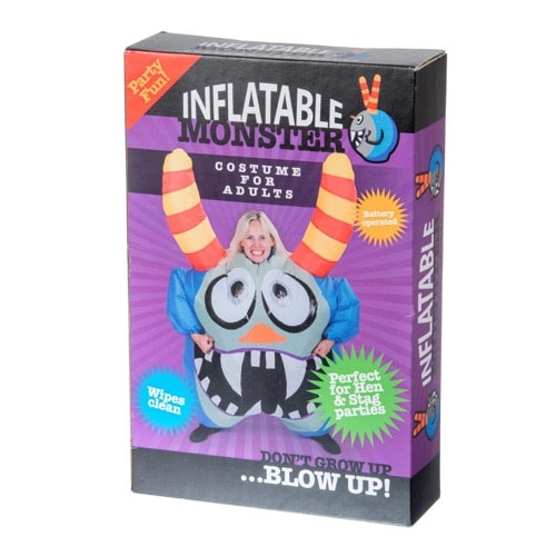 Monster Inflatable Costume