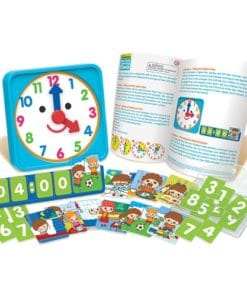 My First Learning Clock Kit (4689)