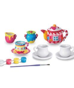 Paint Your Own Mini Tea Set (4541)