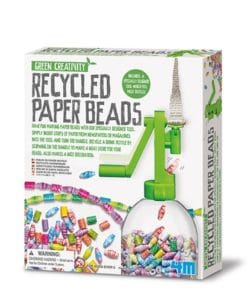 Recycled Paper Beads Kit (4588)