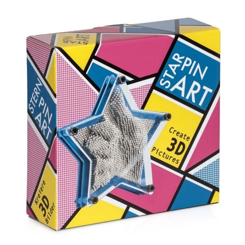 Star Pin Art