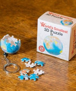 Worlds Smallest 3D Puzzle