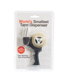 Worlds Smallest Tape Dispenser