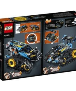 Lego Technic Remote-Controlled Stunt Racer 3