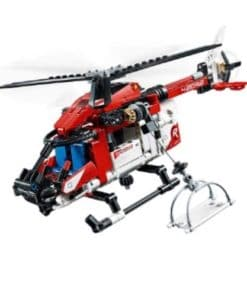 Lego Technic Rescue Helicopter (42092) 1