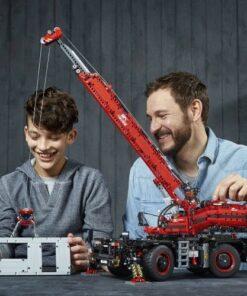 Lego Technic Rough Terrain Crane