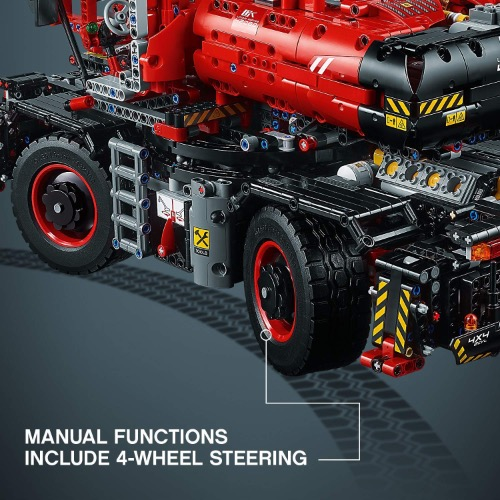 Lego Technic Rough Terrain Crane
