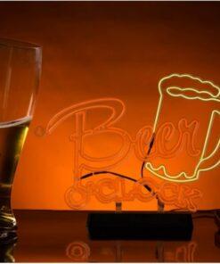 Beer OClock EL Light