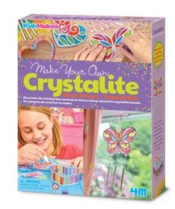 Crystalite Wind Chime Trinket Box