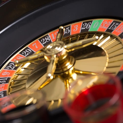 Drinking Roulette Game