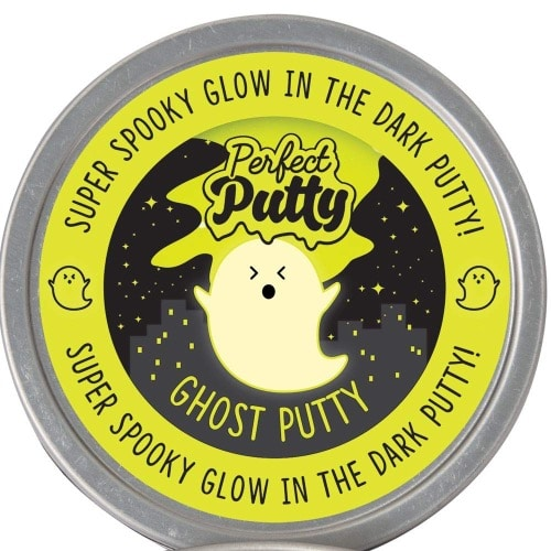 Ghost Glow in the Dark Putty