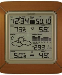 La Crosse Wireless Forecast Weather Station