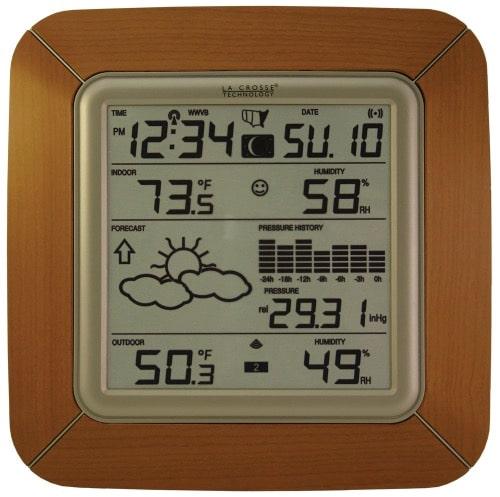 La Crosse Wireless Forecast Weather Station