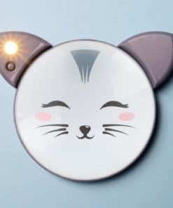 Light Up Mirror - Cat