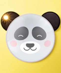 Light Up Mirror - Panda