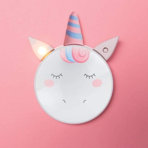 Light Up Mirror - Unicorn