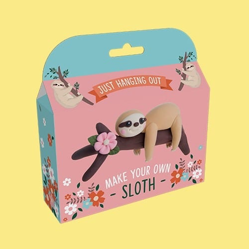 Make Your Own Sloth Kit