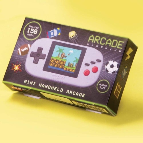 Mini Handheld Arcade Game