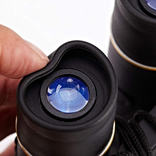 National Geographic 8 X 21 Pocket Binoculars