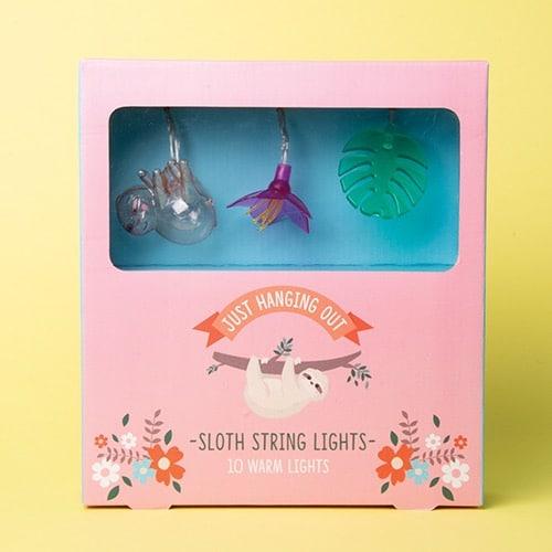 Sloth String Lights