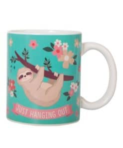 Sloth Heat Heat Changing Mug