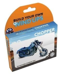 Build Your Own Wind Up Chopper