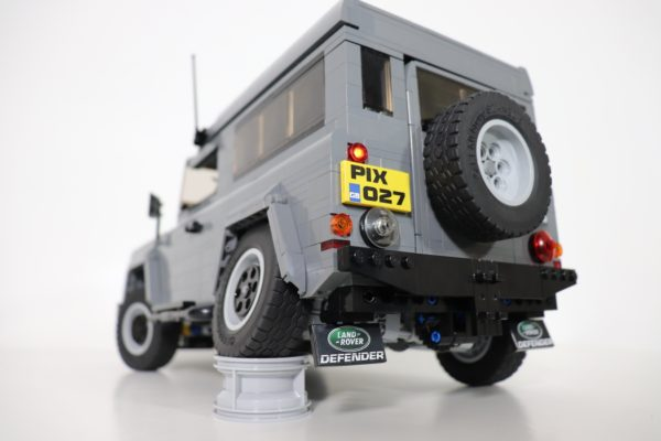 LEGO Land Rover Defender - Remote Control   Yay or Nay