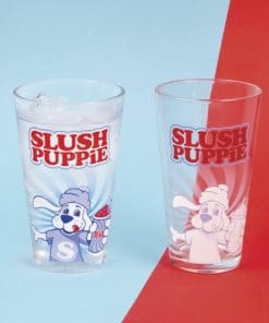 Slush Puppie Colour Changing Glass