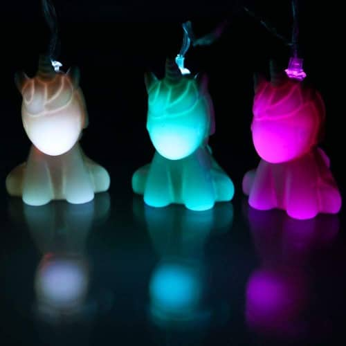 Colour Changing Unicorn String Lights